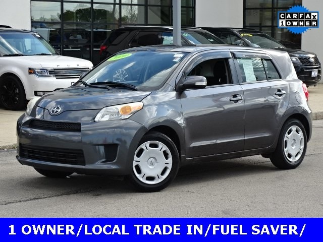 2010 Scion xD Base Hatchback