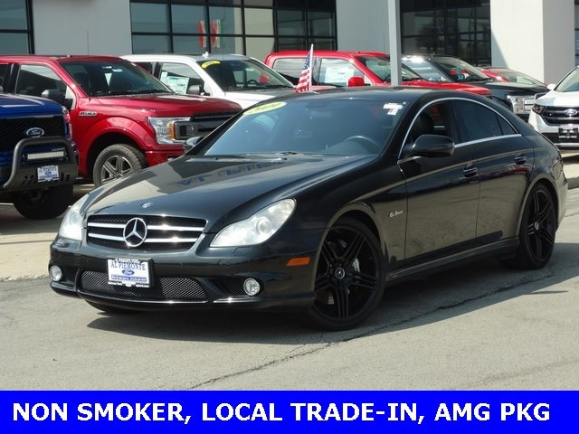 2009 Mercedes-Benz CLS-Class CLS63 AMG Coupe
