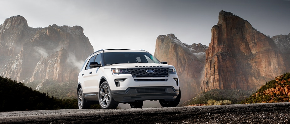 2018 Ford Explorer - Arlington Heights