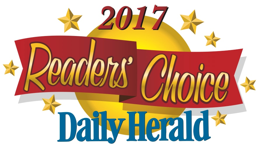 2017 Readers' Choice Daily Herald
