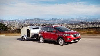 2017 Ford Escape Towing