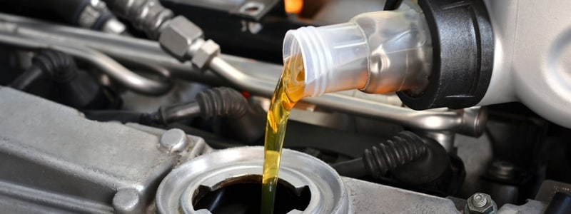 Oil Change at Arlington Heights Ford