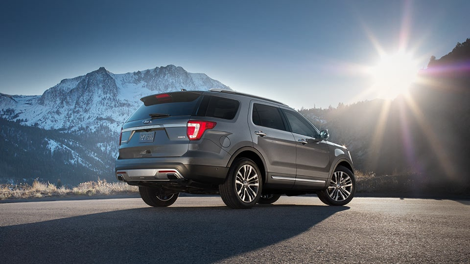 2017 Ford Explorer - Power
