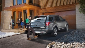 2017 Ford Explorer Hands free liftgate