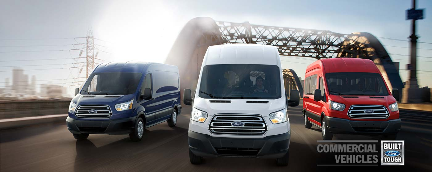 Ford Transit Commercial Vehicles