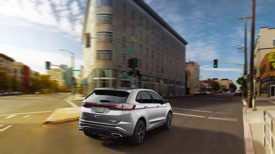 2015 Ford Edge Reviews