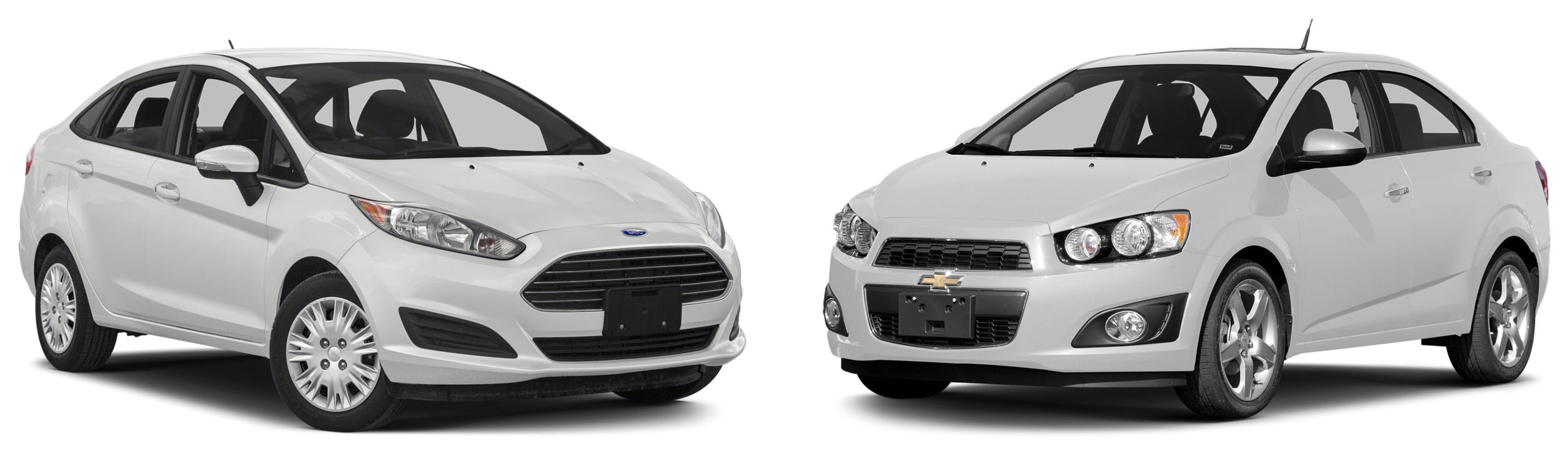 The 2015 Ford Fiesta vs. the 2015 Chevrolet Sonic.jpg