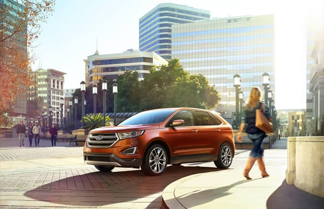 2016 Ford Edge - Arlington Heights Ford