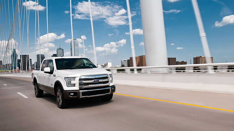 2016 Ford F-150 King Ranch SuperCrew