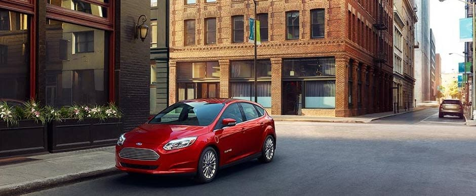 2015 Ford Focus Electric banner