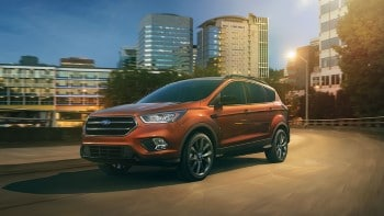 2017 Ford Escape Canyon Ridge