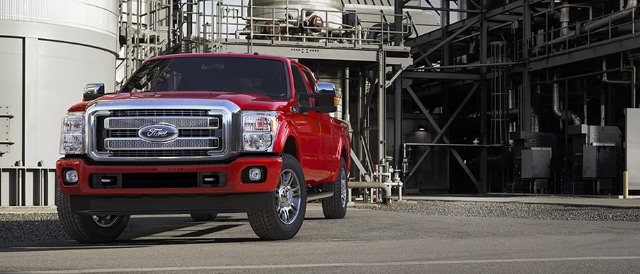 2017 Ford Super Duty Truck