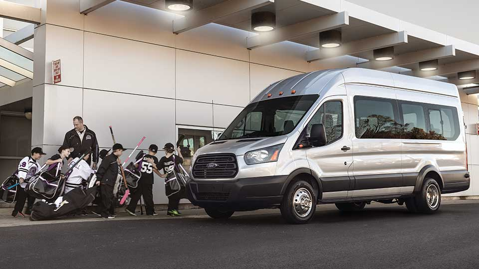 2017 Ford Transit Profile