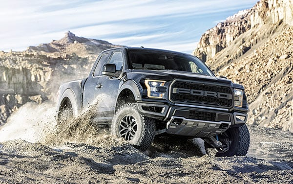 2017 Ford F-150 Raptor - Off-Road Performance