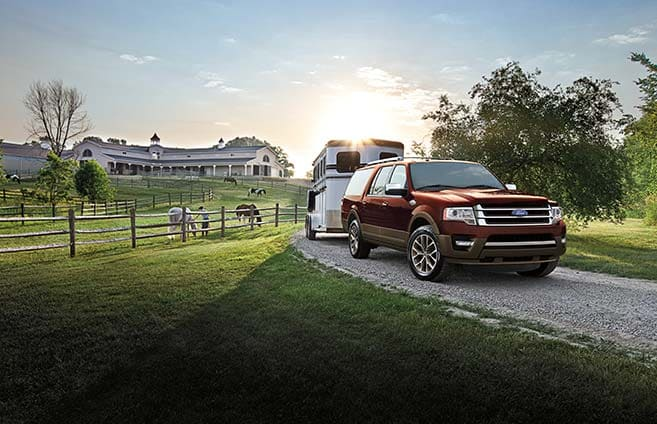 2016 Ford Expedition Tow