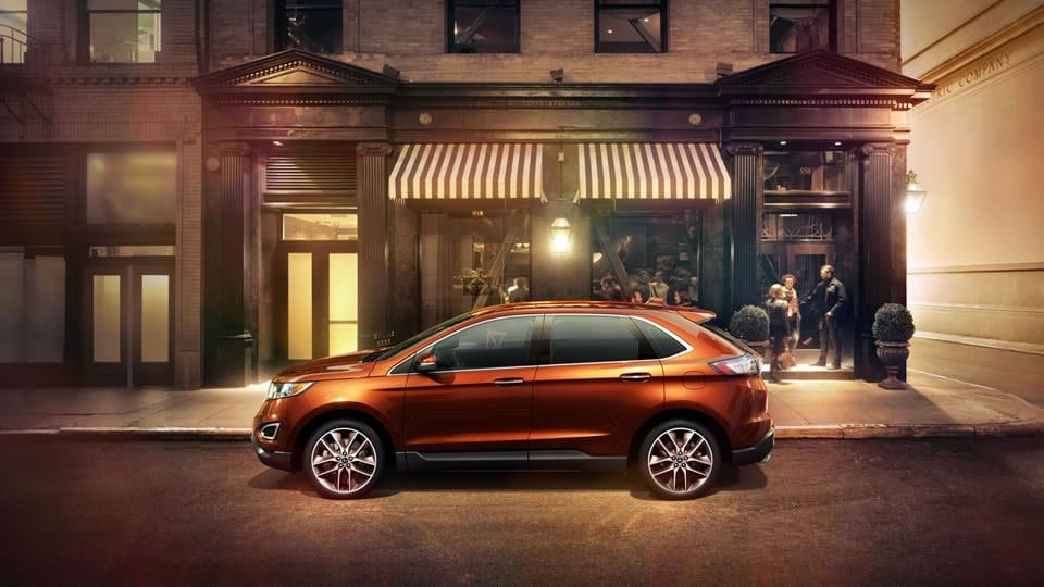2015 Ford Edge Price