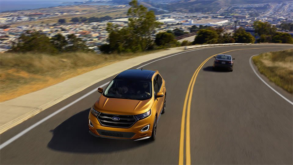 2015 Ford Edge Trims & Features