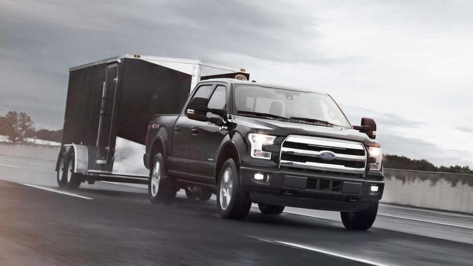 2017 Ford F-150 Capability