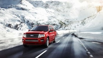 2017 Ford Expedition Ruby Red