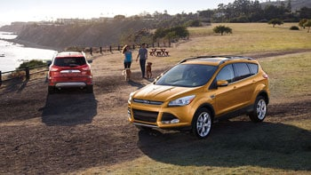 2016 Ford Escape - Trims and Features