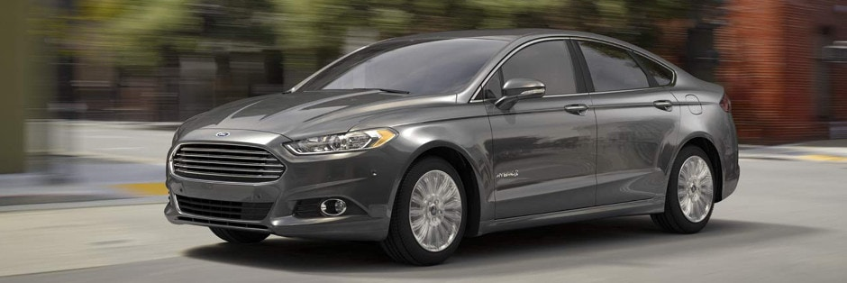 2016 Ford Fusion Hybrid Exterior