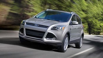 2016 Escape - Specs and MPG