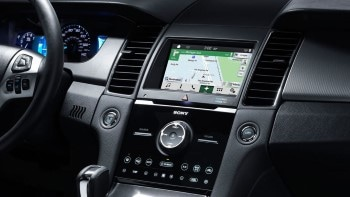 2016 Ford Taurus Interior Touchscreen
