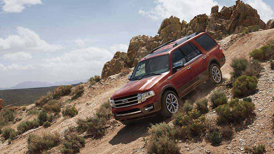 2017 Ford Expedition - Performance
