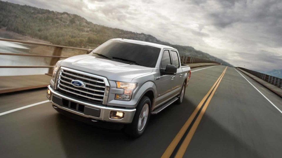 2017 Ford F-150 Power & Performance