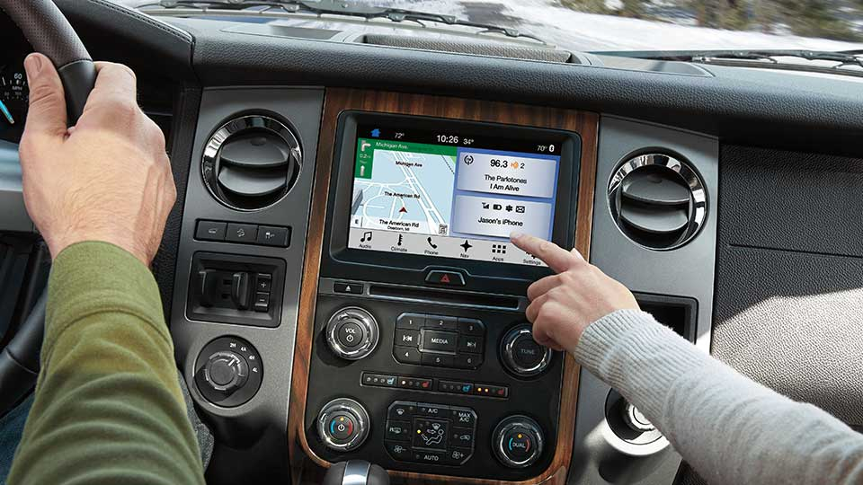 2016 Expedition with SYNC 3
