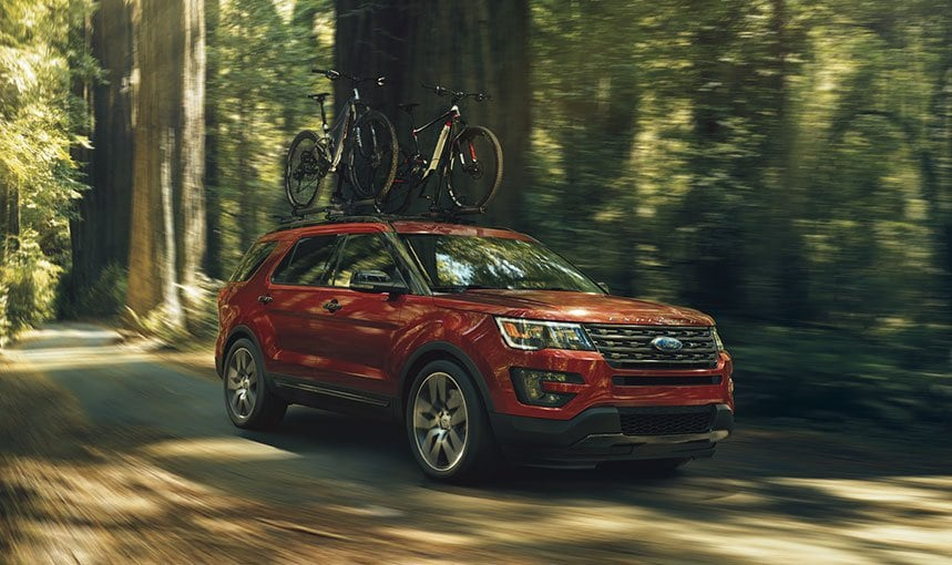 2016 Ford Explorer Performance & Fuel Efficiency