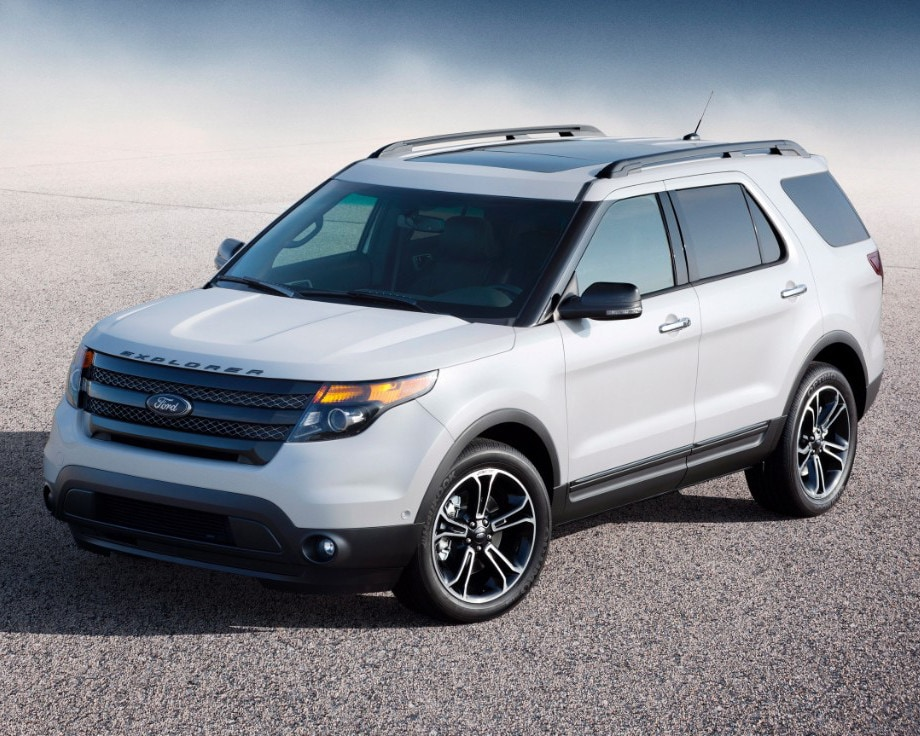 Ford Explorer Through History   Arlington Heights Ford