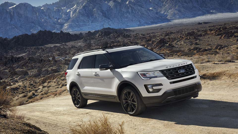 2017 Ford Explorer - Arlington Heights