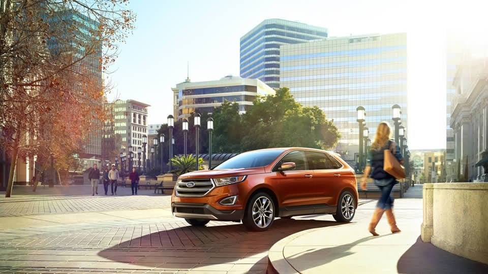 Leasing 2015 Ford Edge