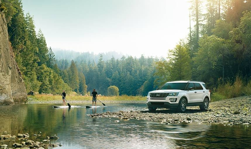 2016 Ford Explorer Price Points
