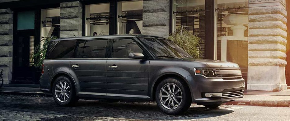 2016 Ford Flex -Arlington Heights Ford