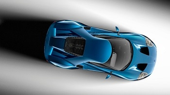 2016 Ford GT Top