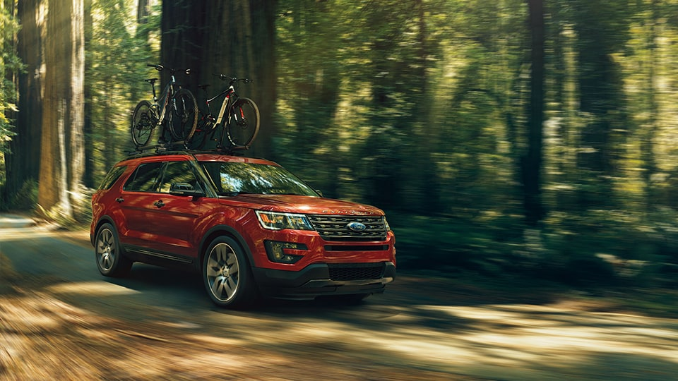 2017 Ford Explorer Sport - Arlington Heights