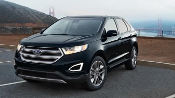 2016 Ford Edge Black Exterior