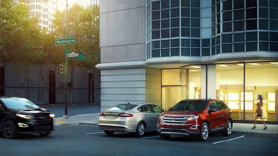 2015 Ford Edge Specs & MPG