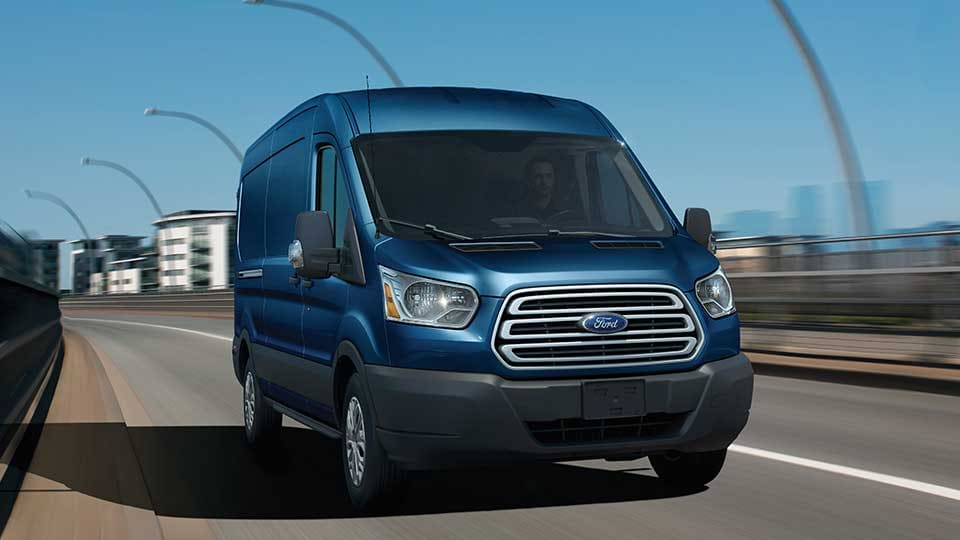 2017 Ford Transit Powerful Engines