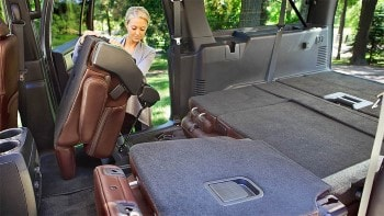 2016 Ford Expedition Folding Seat