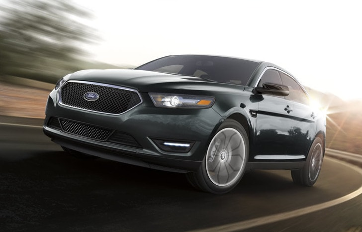 Ford Taurus Exterior and Chassis