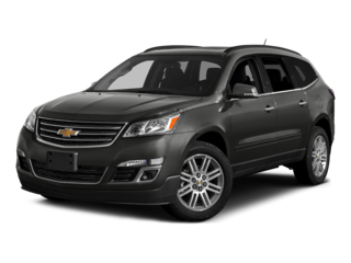 2016 Chevy Traverse LT FWD