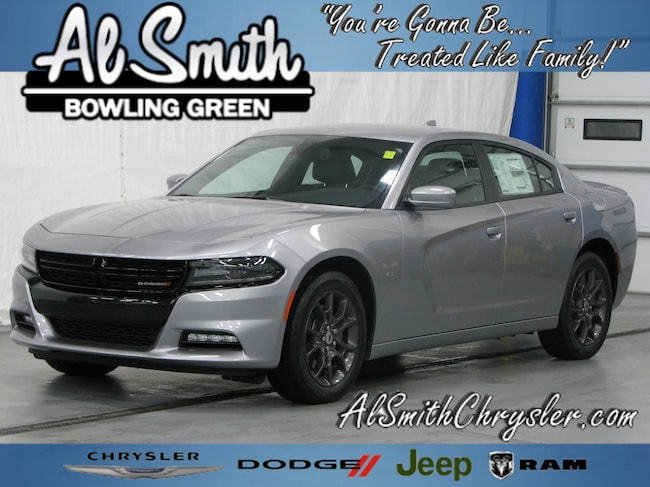 New 2018 Dodge Charger GT PLUS AWD Sedan Bowling Green OH