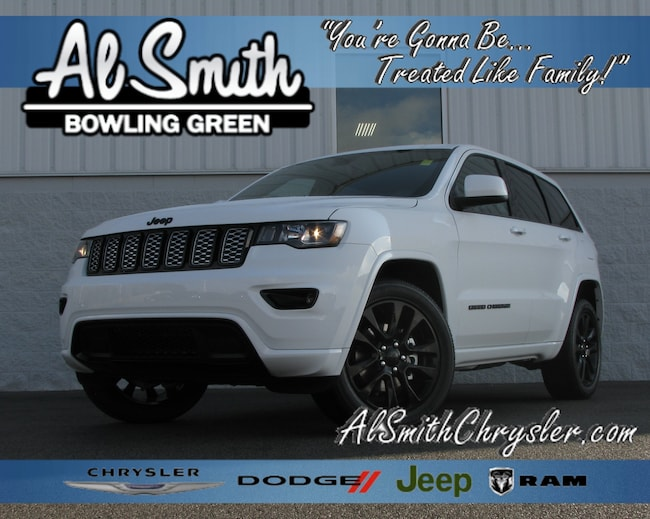 New 2019 Jeep Grand Cherokee ALTITUDE 4X4 Sport Utility Bowling Green OH