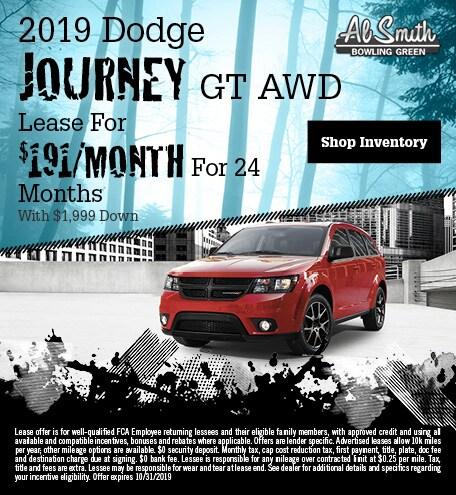 2019 Dodge Journey GT AWD