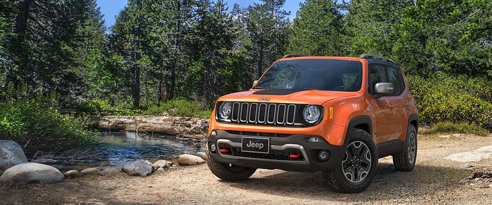 Jeep Renegade Bowling Green, OH