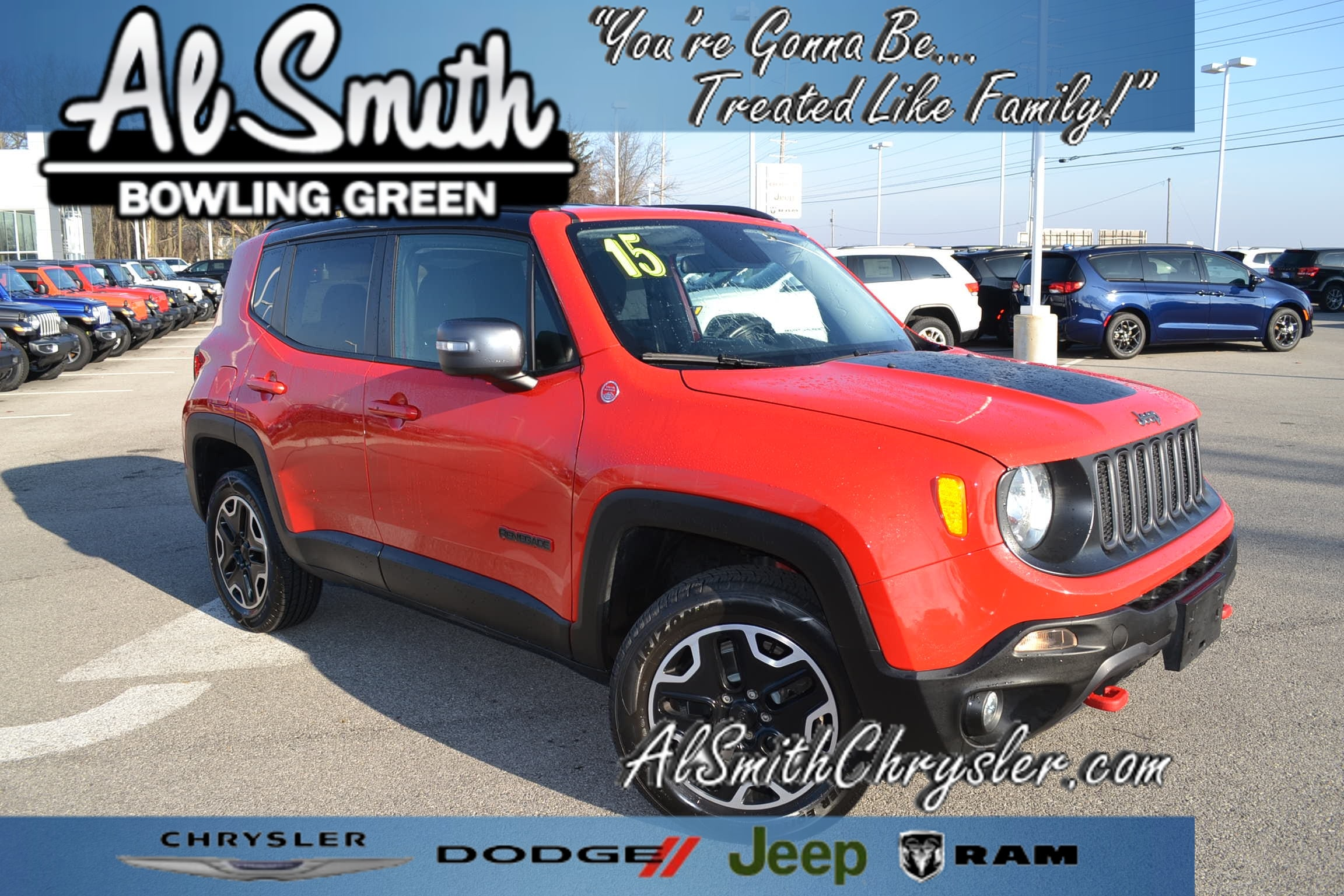 2015 Jeep Renegade SUV