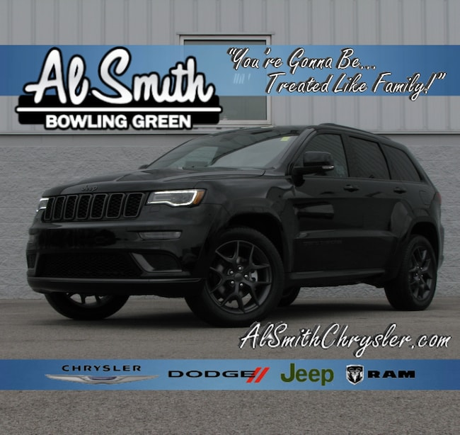 New 2019 Jeep Grand Cherokee LIMITED X 4X4 Sport Utility Bowling Green OH